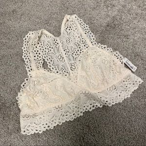 Altair's State Ivory Bralette